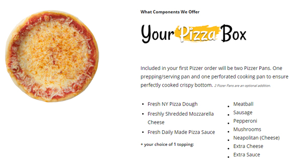 Pizzer Time Subscription Box Giveaway
