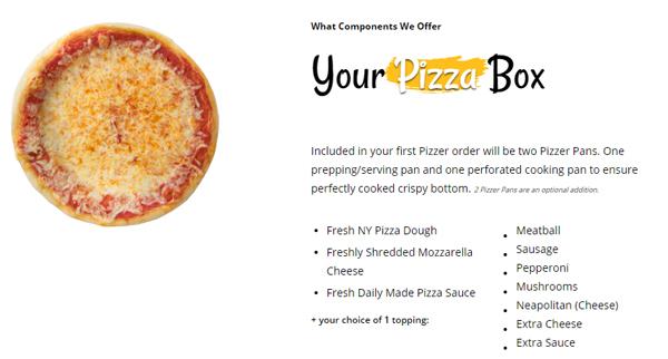 Pizzer Time Subscription Box
