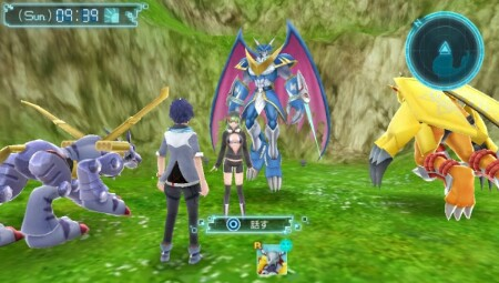 Digimon World Re Digitize PSP PPSSPP