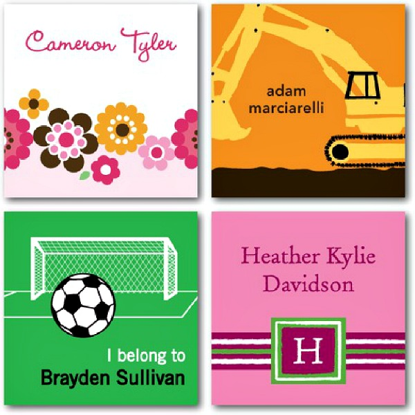 Tiny Prints ~ Back-to-School $50 Promo Code + Free Shipping