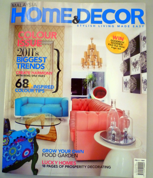 My Nice Garden: Blotanical in Malaysia Home & Decor Magazine