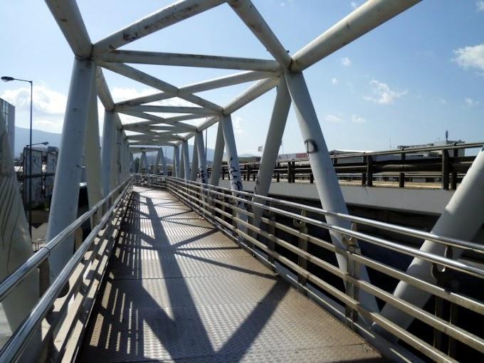 πεζογέφυρα