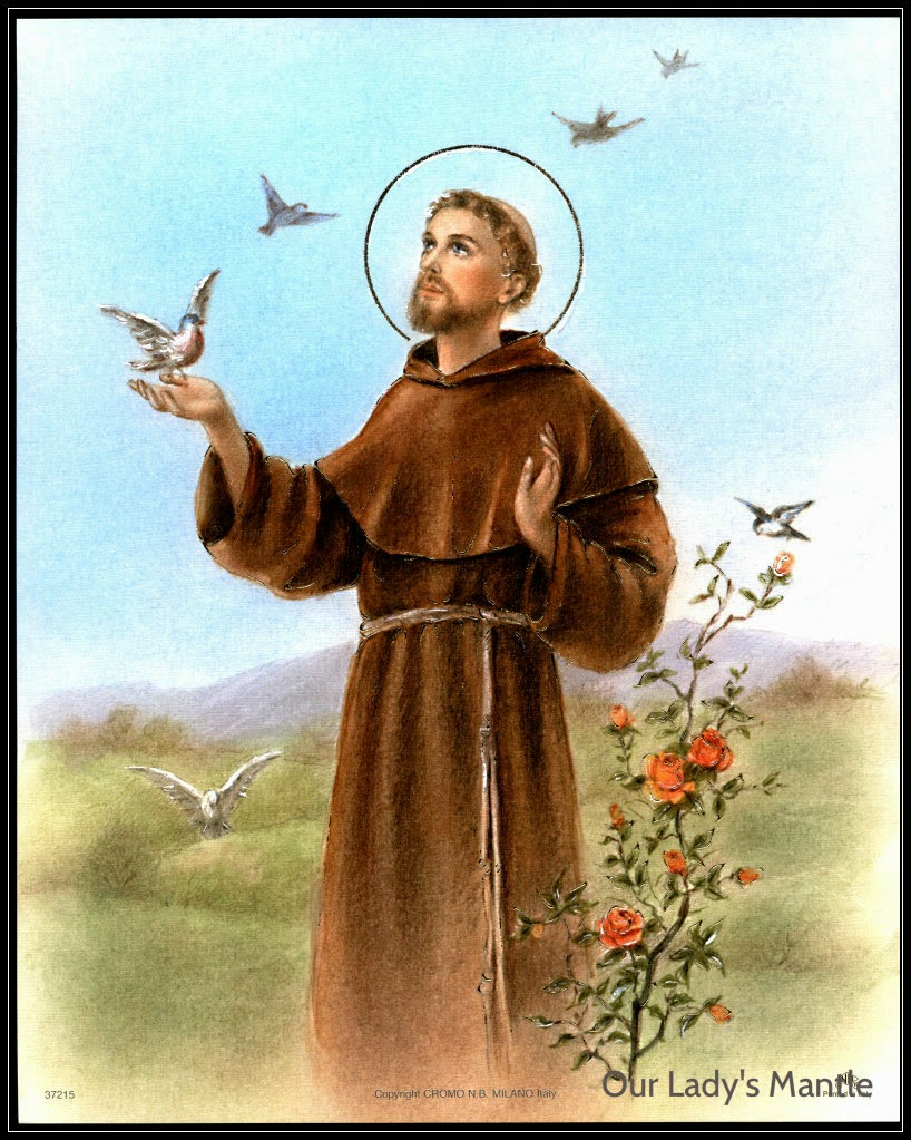 Catholic News World Saint October 4 St Francis Of