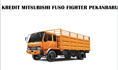 PAKET KREDIT MURAH MITSUBISHI FUSO FIGHTER PEKANBARU
