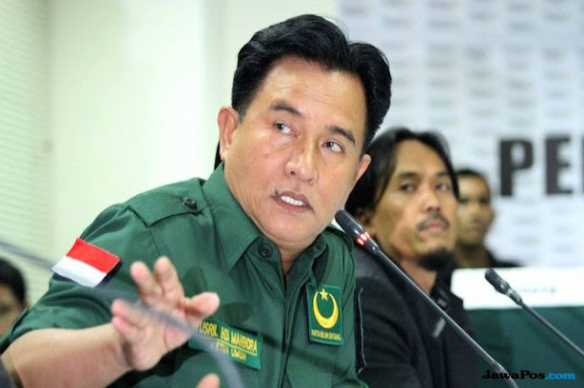 Buntut Yusril Gabung Jokowi Kader PBB Ancam Hijrah Berjamaah