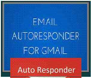 Email, Gmail, Autoresponder, Reply Automatically