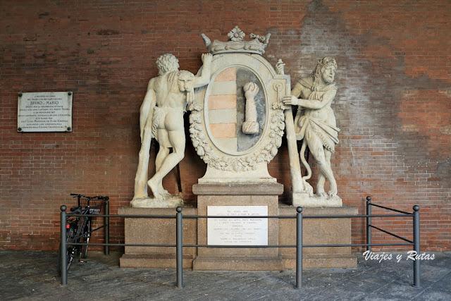 Loggia dei Militi, Cremona