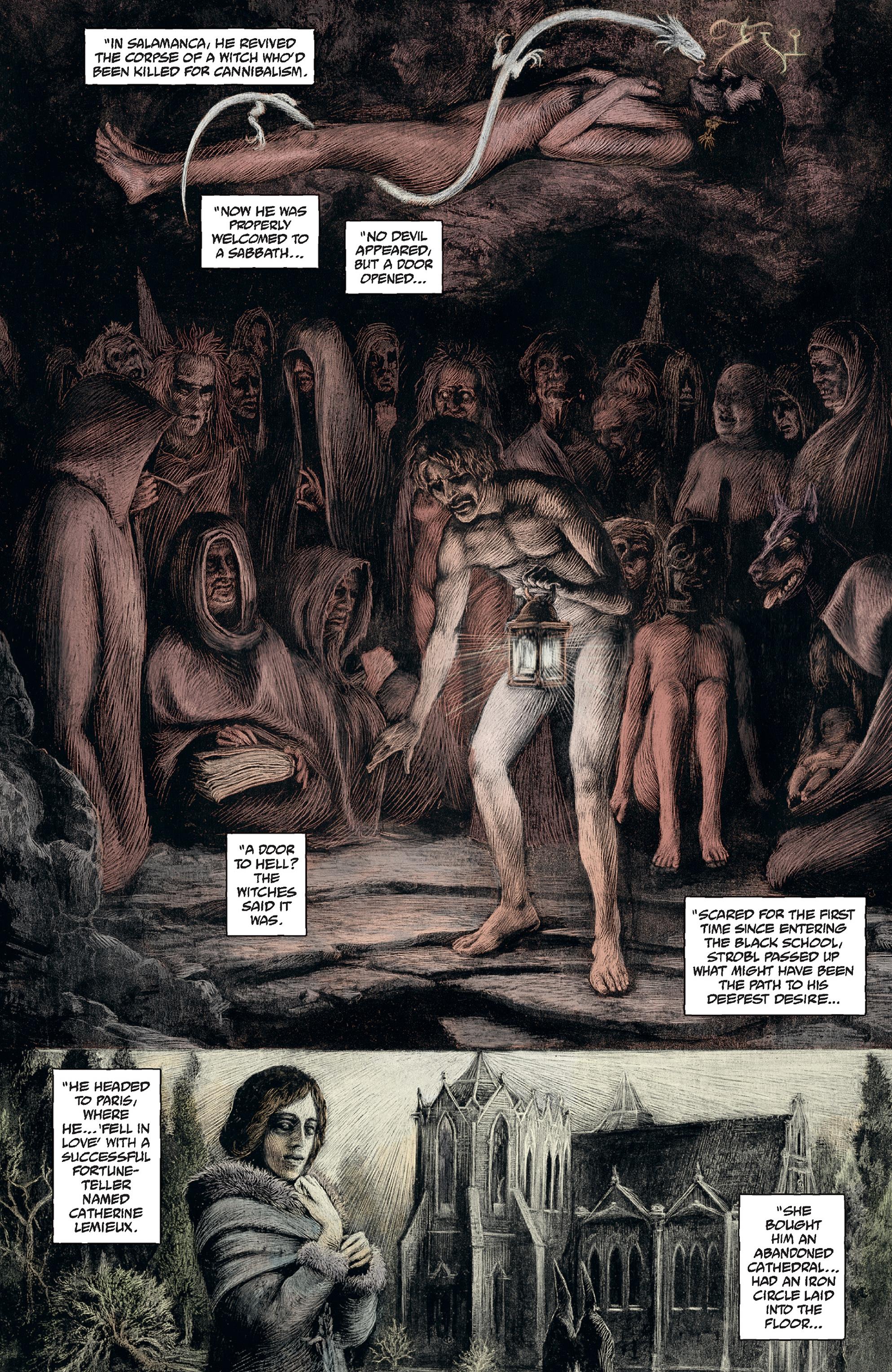 Read online Abe Sapien comic -  Issue #30 - 13