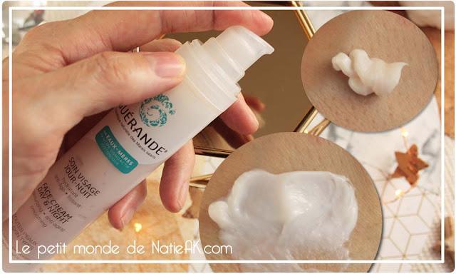 guerande cosmetics soin visage jour nuit 50ml