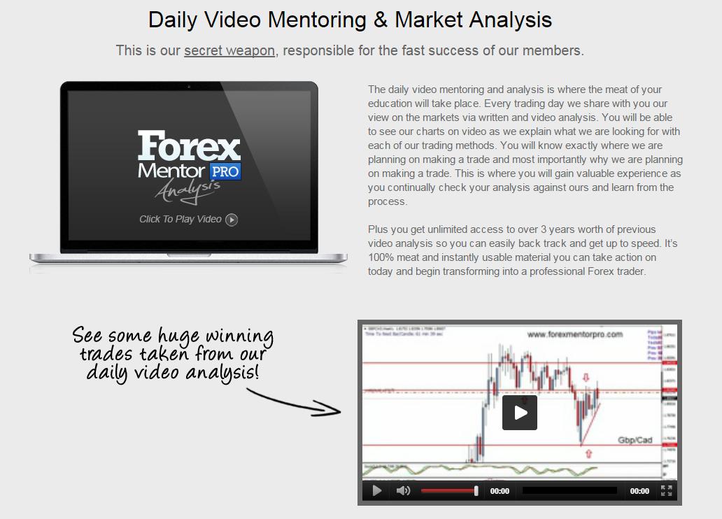 Forex mentoring