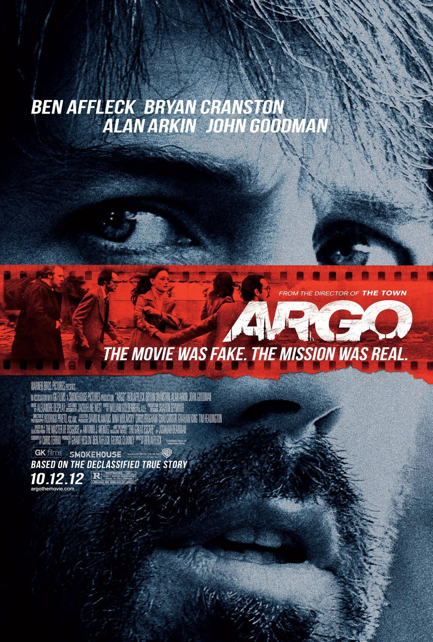 operacja argo film recenzja iran rewolucja affleck cranston arkin goodman