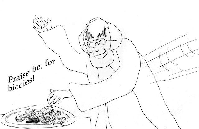 Archbishop of Canterbury Cartoons