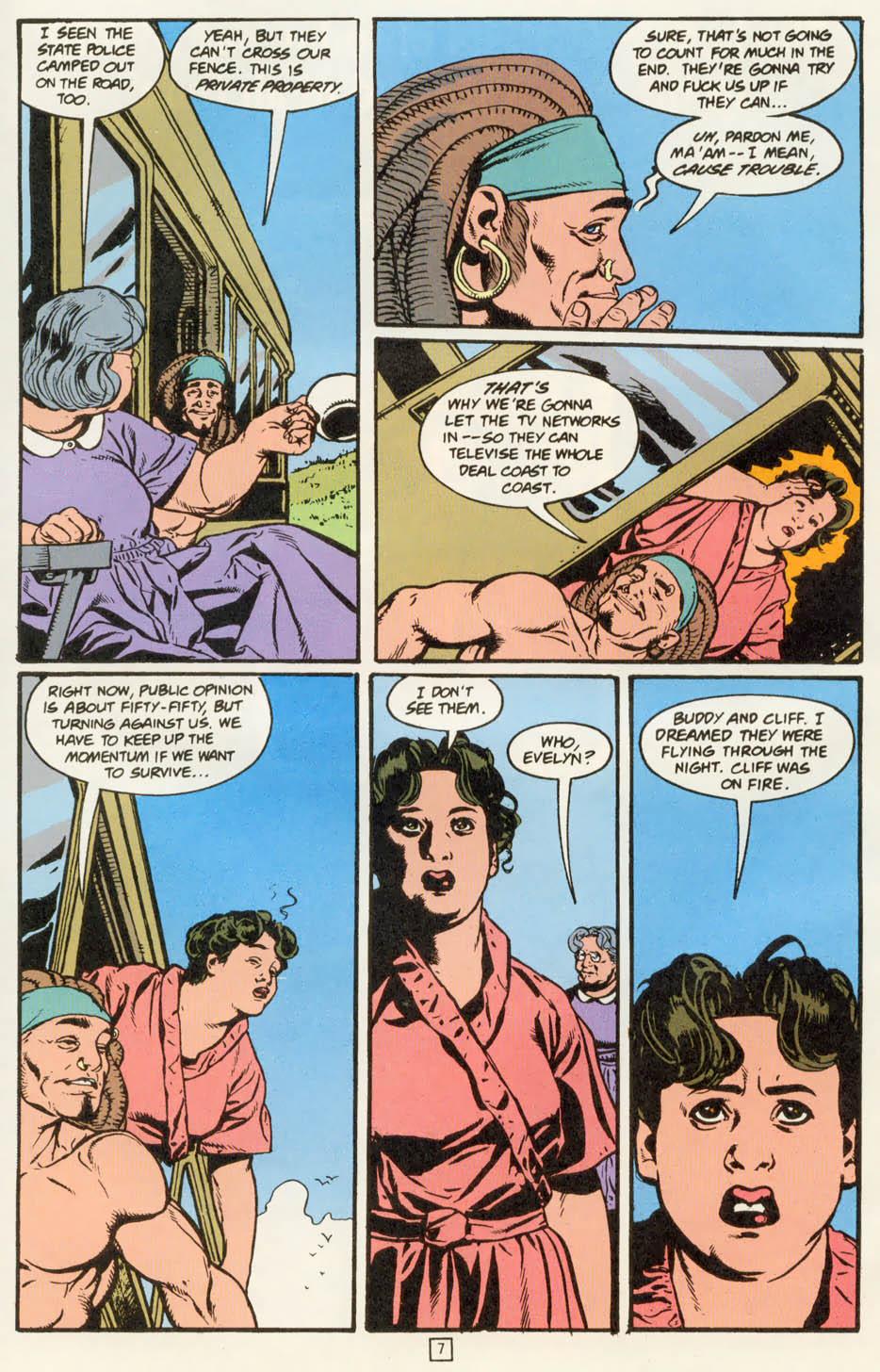 Read online Animal Man (1988) comic -  Issue #78 - 8