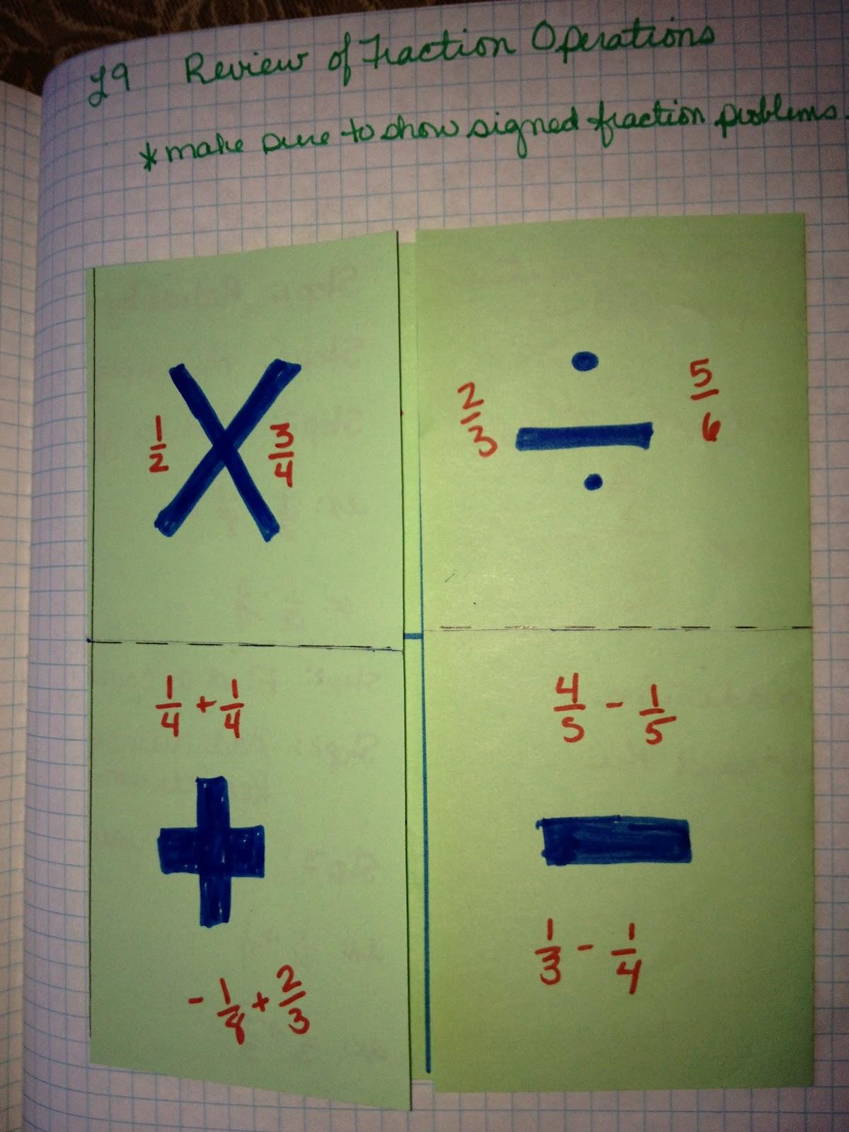 I Teach Math Algebra 1 Inb Pictures