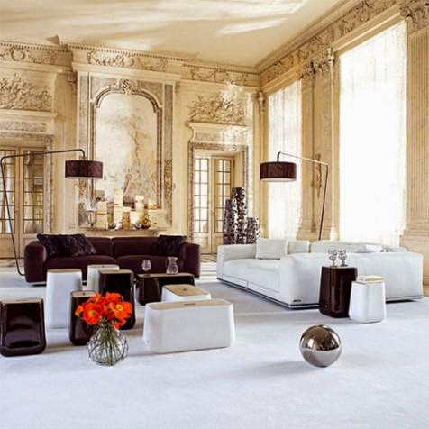 Contemporary French Interior Decorating picture