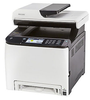 cost MFP that meets your corporation needs Ricoh SP C261SFNw Drivers Download