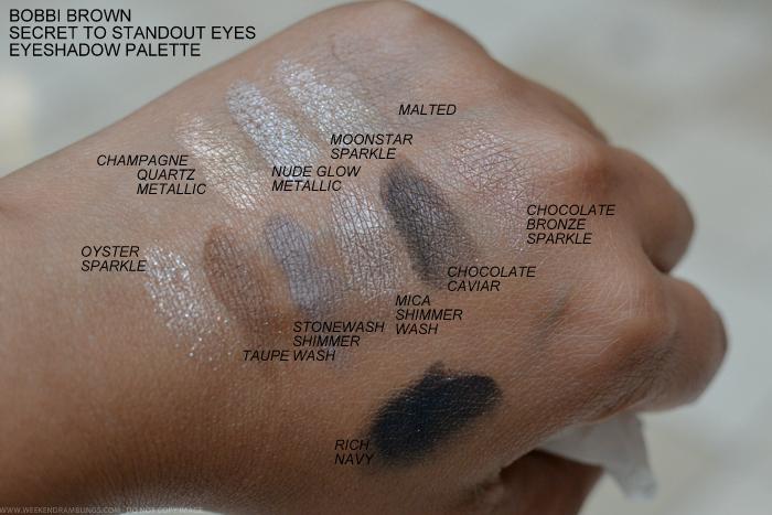 Weekend Ramblings Bobbi Brown Secret To Standout Eyes Eyeshadow