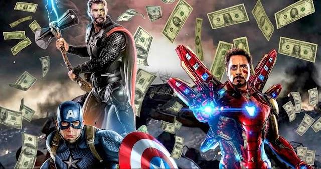 لأول مرة في تاريخ البوكس أوفيس، فيلم Endgame يُحطم عدد هائل من الأرقام القياسية ويفتتح بأكثر من مليار دولار!