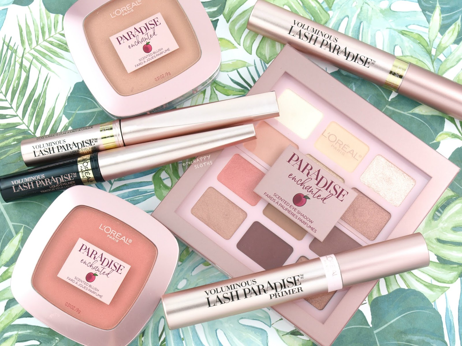 L'Oreal | Paradise Enchanted Collection: Review and Swatches