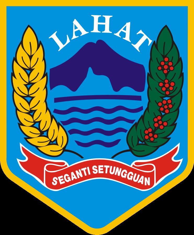 Logo Kabupaten Lahat Kumpulan Logo Lambang Indonesia