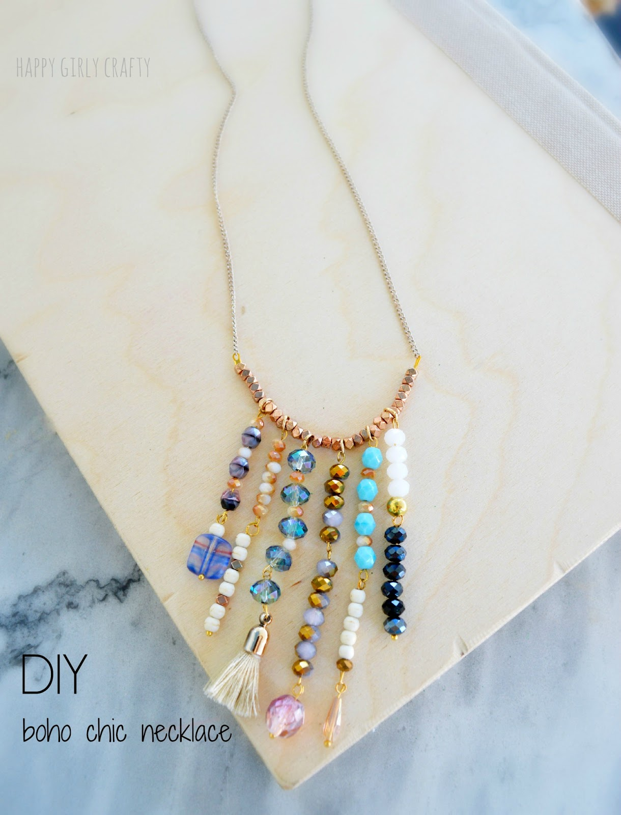 easy beads beautiful pandahall necklace img a let jewelry away not do s diy tassel them through make blog and tag
