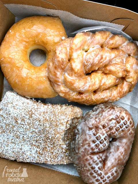 Having opened in 1949, Central Pastry has been a long-time staple & a favorite among the locals in the city of Middletown, Ohio for decades. It is popular stop on the Butler County Donut Trail.