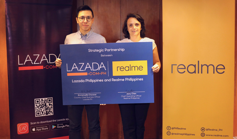 a0c12b8c382 Realme Android Smartphones Will Be Available at Lazada Philippines Soon
