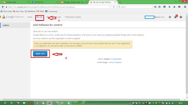 Rahasia Strategi Blog Sukses Diapprove Google AdSense Dalam 4 Bulan by Anas Blogging Tips