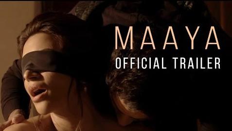 Maaya Official Trailer A Web Series By Vikram Bhatt