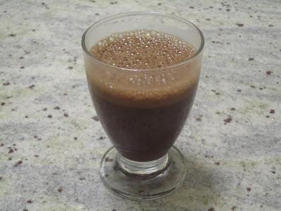 Chocolat chaud infiniment chocolat de Pierre Hermé