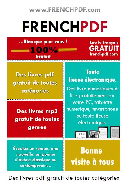 FRENCHPDF pour télécharger des livres pdf et mp3 gratuit