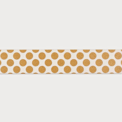 Gold Polka-Dot Washi Tape