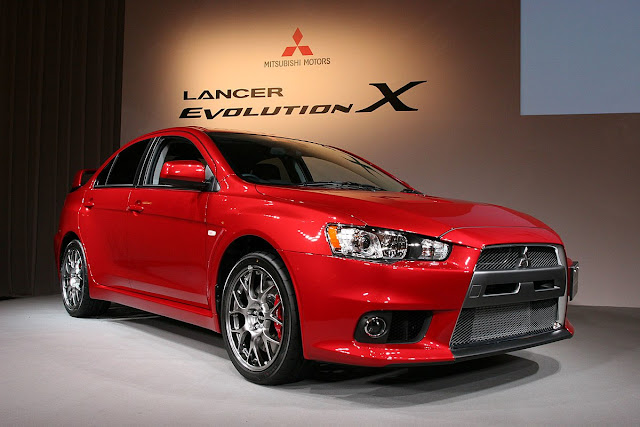 REVIEW MITSUBISHI LANCER