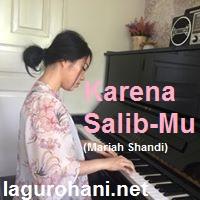 Download Lagu Ronai Karena SalibMu (Mariah Shandi)