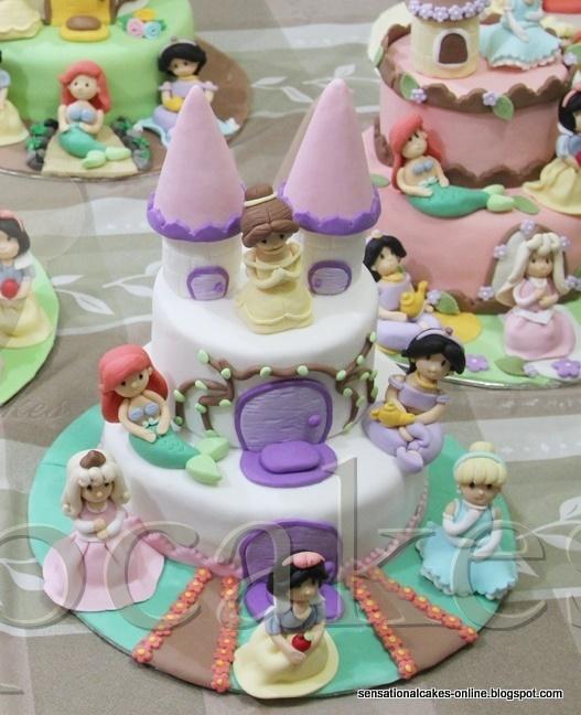 Rapunzel Cake Singapore