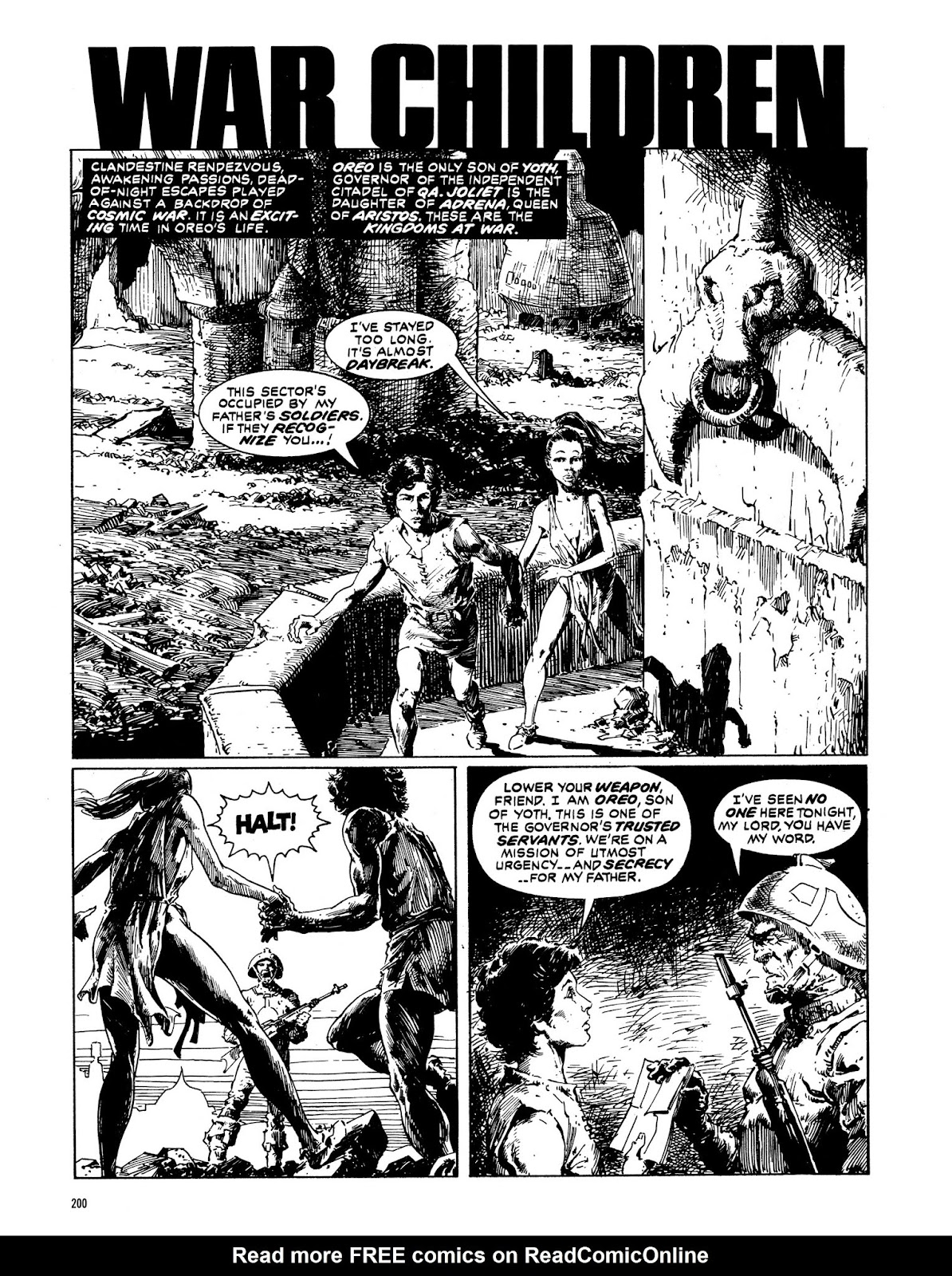 Creepy Archives issue TPB 24 (Part 3) - Page 1