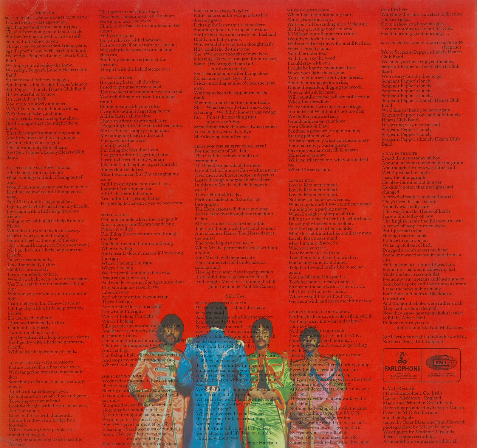 The Turnaround Sgt Pepper S Lonely Hearts Club Band By
