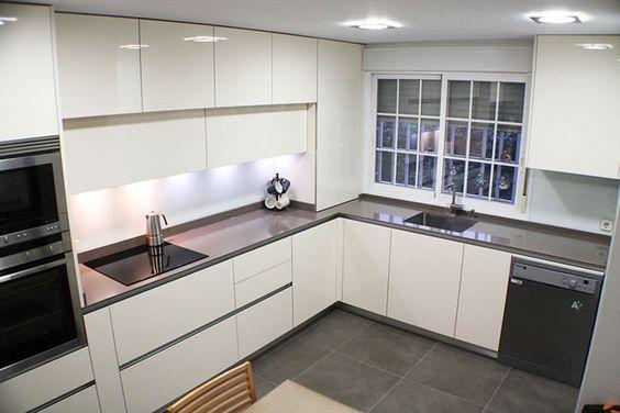 70 Desain Terbaik Dapur Minimalis Bentuk L Rumahku Unik