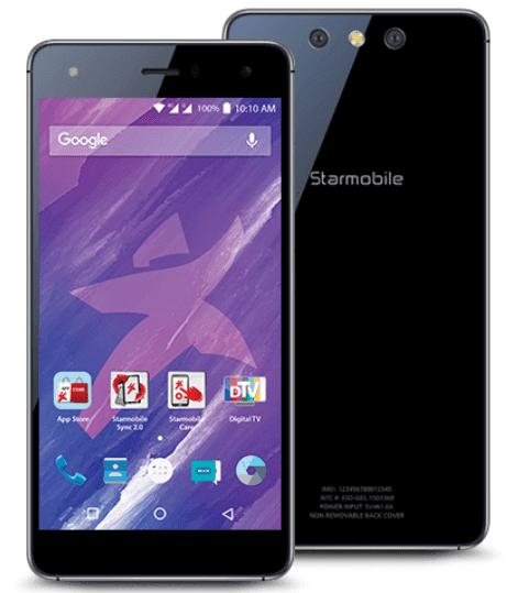 Starmobile Knight Spectra Smartphone