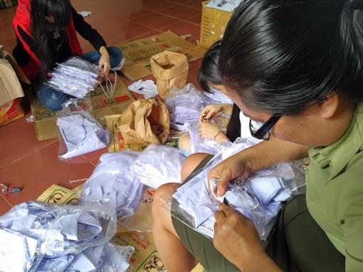 Gia Lai: Một cơ sở kinh doanh giả mạo nhãn hiệu Việt Tiến bị phạt 20 triệu đồng