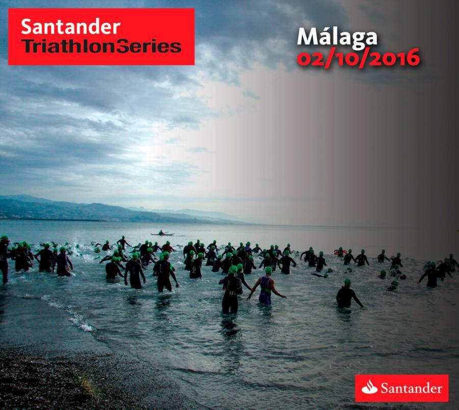 Clasificaciones triatlon de malaga banco santander for Localizador de sucursales santander