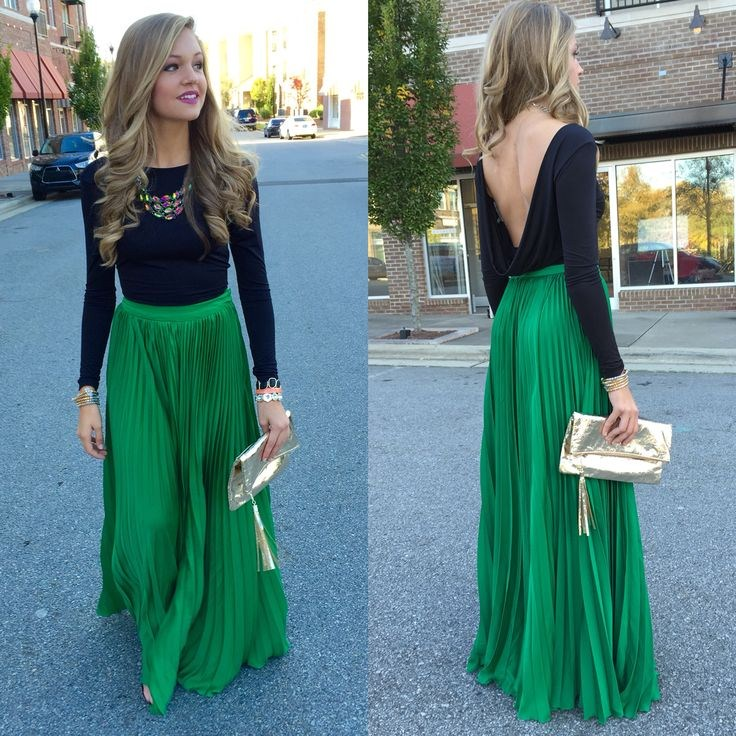 Maxi Length Skirts or Dresses