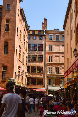 Visite du Vieux Lyon