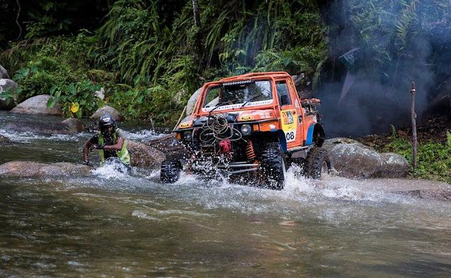 Rainforest Challenge India 2016