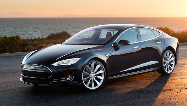 MODEL S WITH 762 hp