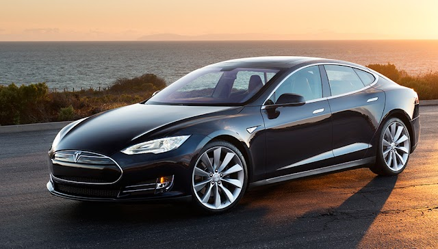 TESLA got crazy! Released MODEL S WITH 762 hp