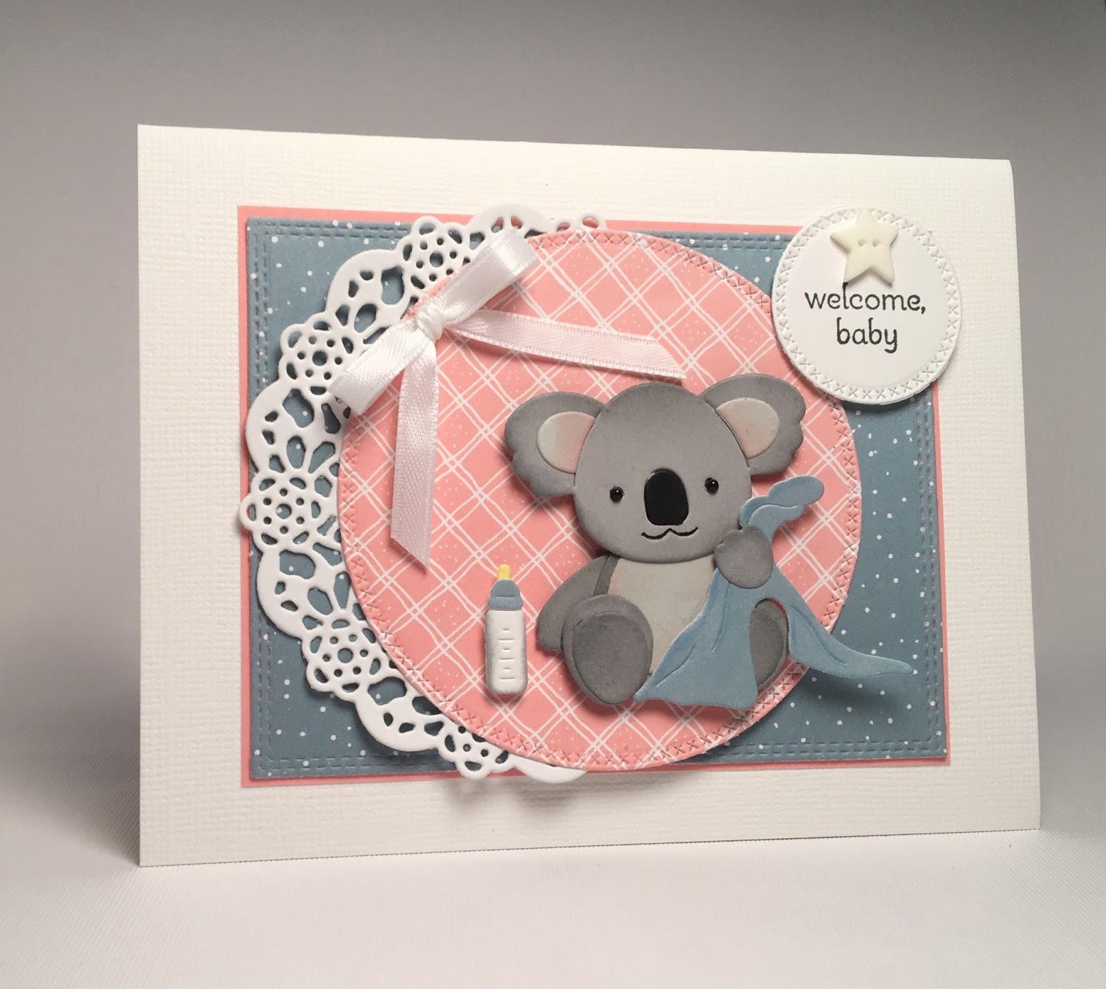Cottageblog Koala Baby
