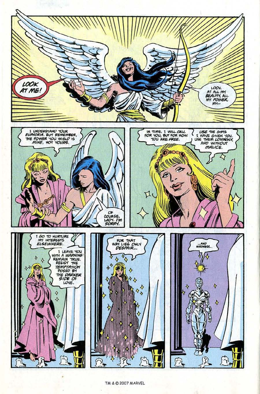 Silver Surfer (1987) issue 66 - Page 18