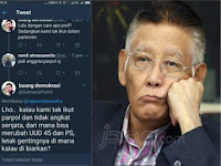 Ditanya Netizen Soal Perppu Ormas, Prof Romli Muter-Muter di Twitter