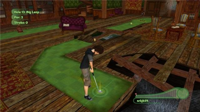 PS3 PSN GAMES FREE DOWNLOAD: 3D ULTRA MINI GOLF ADVENTURES 2